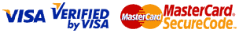Принимаем VISA Mastercard