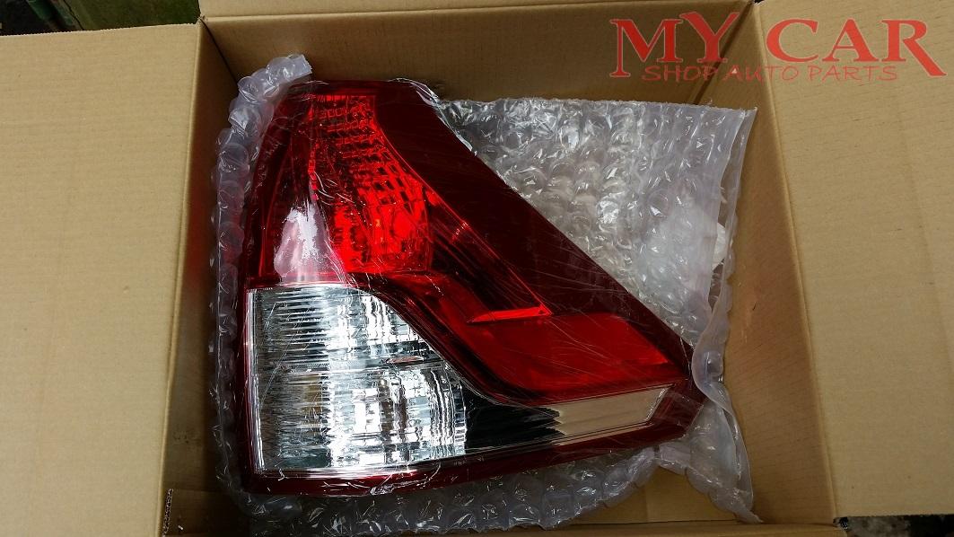 Фонарь задний Honda CR-V 2012- RH нижний (оригинал)